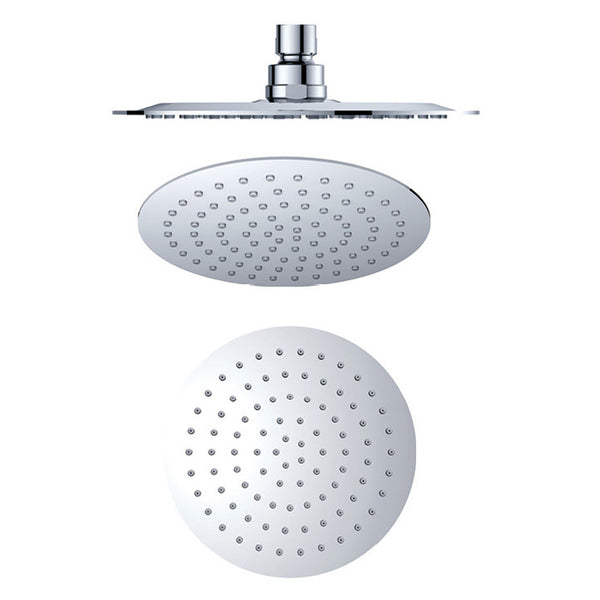 Air Injection Round Shower Head 200mm
