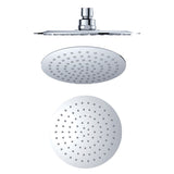Air Injection Round Shower Head 250mm