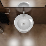 Ceramic Vessel Basin G001