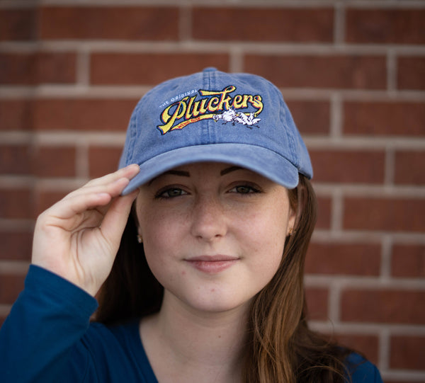 Canvas Script Hat