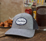Pluckers Vintage Logo Patch Hat