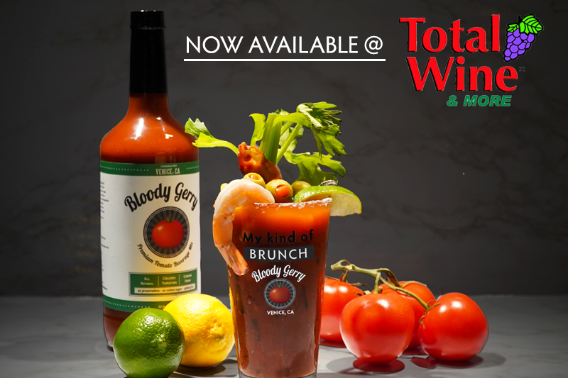 *NEW* Bloody Gerry now at Total Wine & More