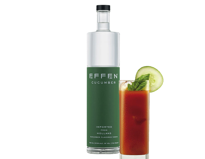 effen cucumber vodka bloody gerry best bloody mary mix