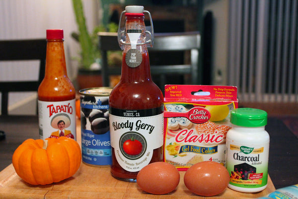bloody mary ingredients toppings bloody gerry best bloody mary how to