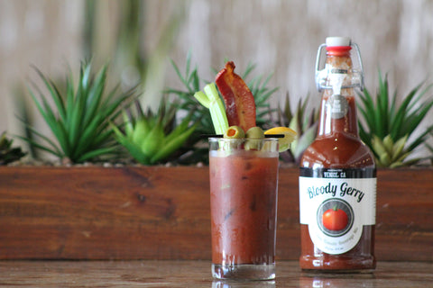bloody mary bottomless mimosas bloody gerry brunch lunch marina del rey hilton bar grill venice