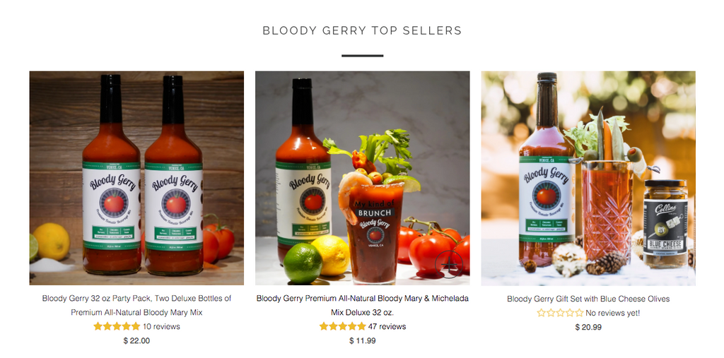shop bloody gerry