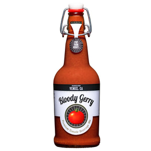 bloody gerry all-natural premium tomato best bloody mary mix gluten-free preservative-free hand crafted