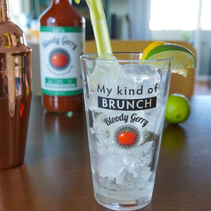 Bloody Mary Glass by bloody gerry best bloody mary mix and michelada mix