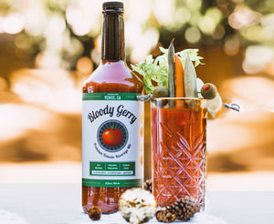 Bloody Gerry Premium All-Natural Bloody Mary & Michelada Mix Deluxe 32 oz.