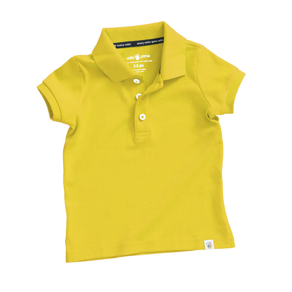 Distinctively Polo Short Sleeve