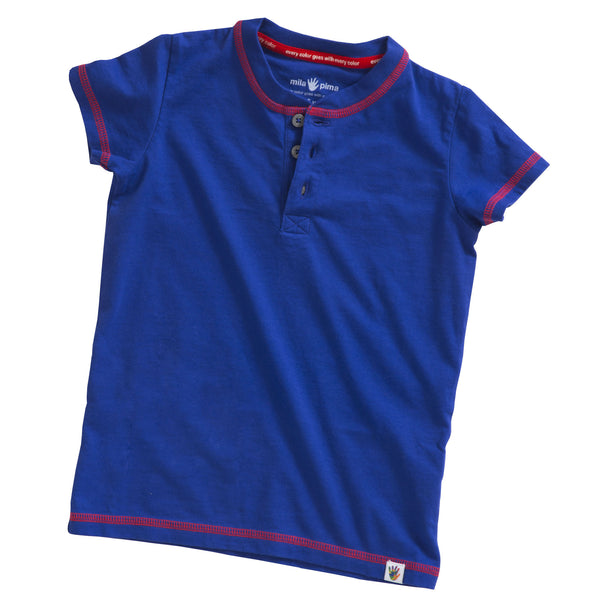 KC Henley Short Sleeve