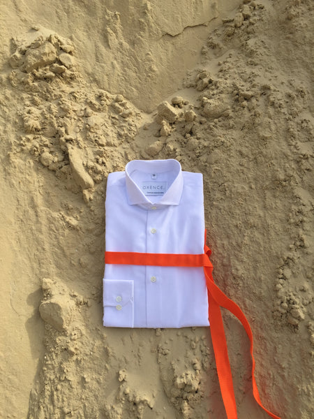 Edition #1 - Oxence formal Pin Point shirt
