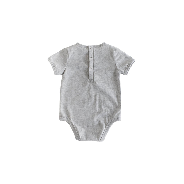 Submarine Bodysuit (Grey)