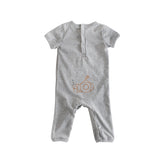 Submarine Romper (Grey)