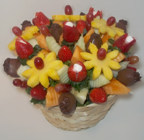 Sympathy Custom Easy Pickins Fruit Edibles