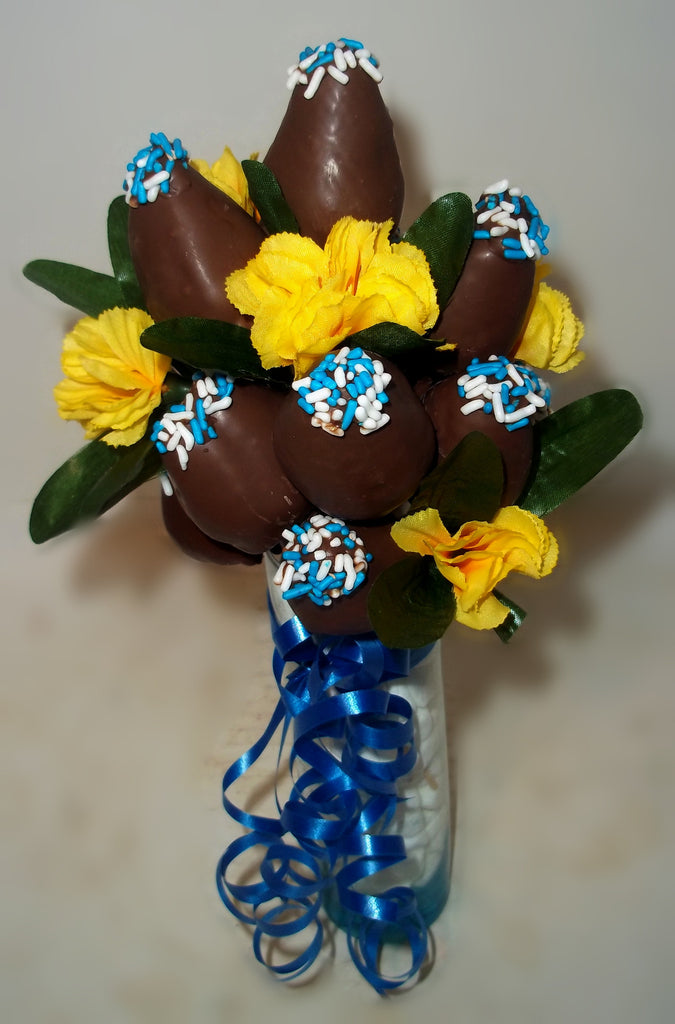 Baby Boy/Girl VIP Chocolate Covered Strawberry Arrangement