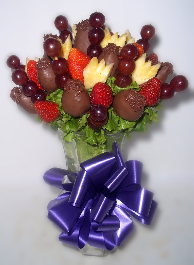 Peaceful Fruit Arrangement