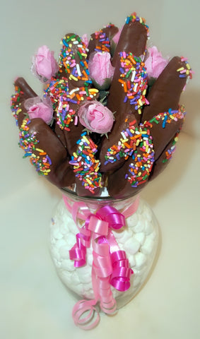 Chocolate Apple Mania Arrangement