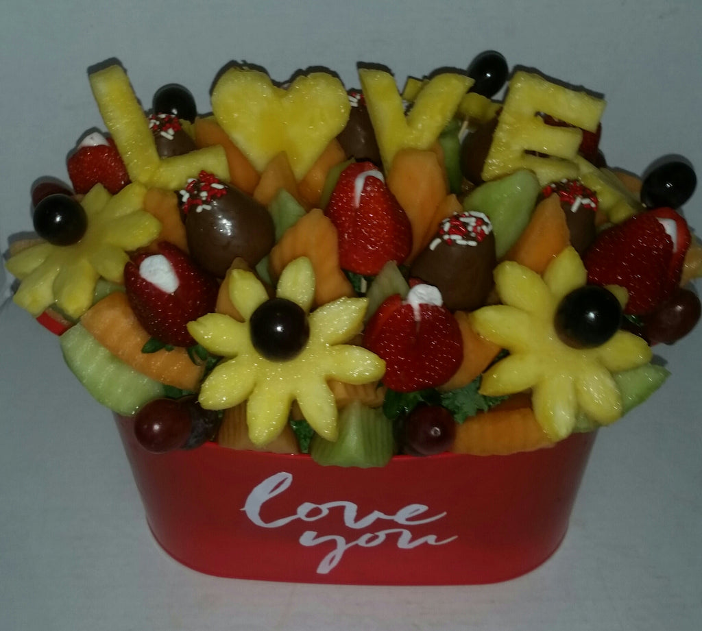 Sweet Love Fruit Arrangement