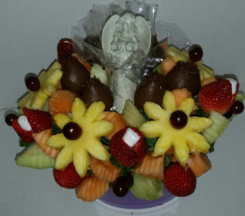 Fruit Flowers With Deepest Sympathy