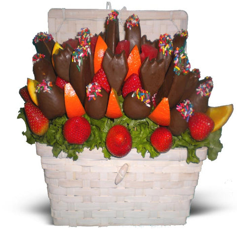 Berried Treasures Fruit Creations Arrangement