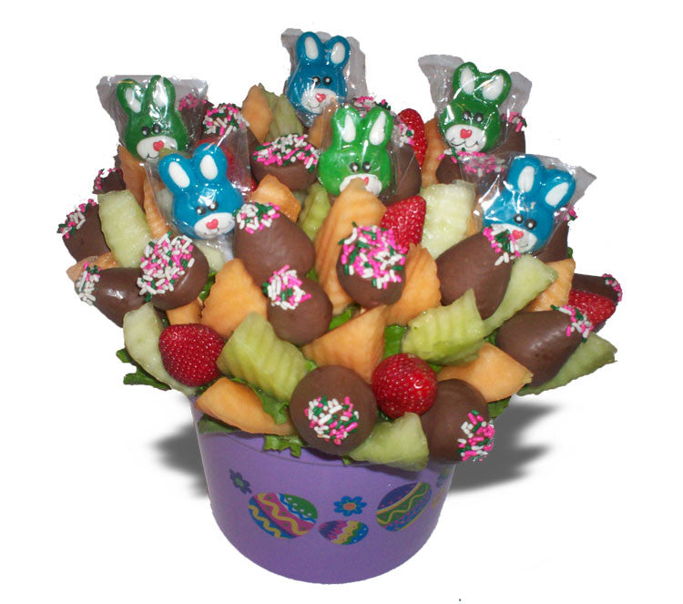 Chocolate Fruit Easter Treats