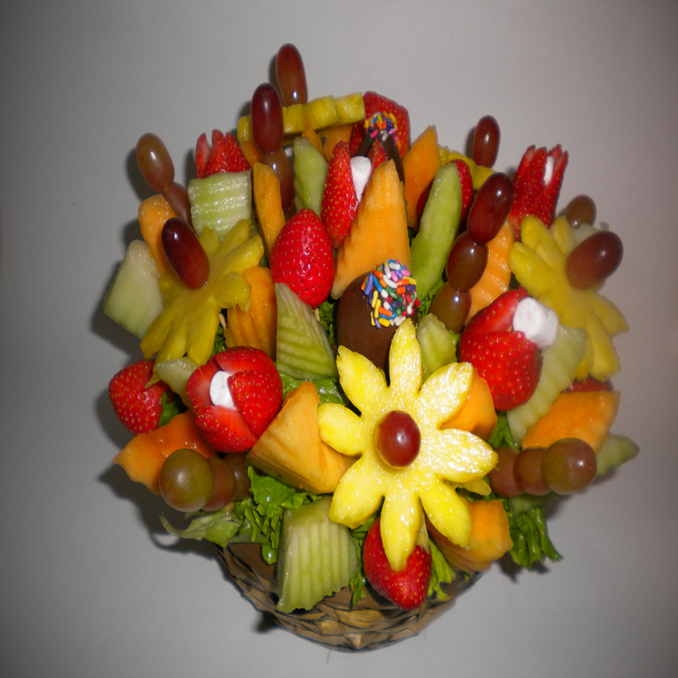 Custom Easy Pickins Blooming Edibles Fruit