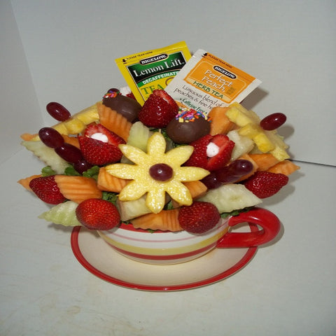 Fruit  Break edible arrangements