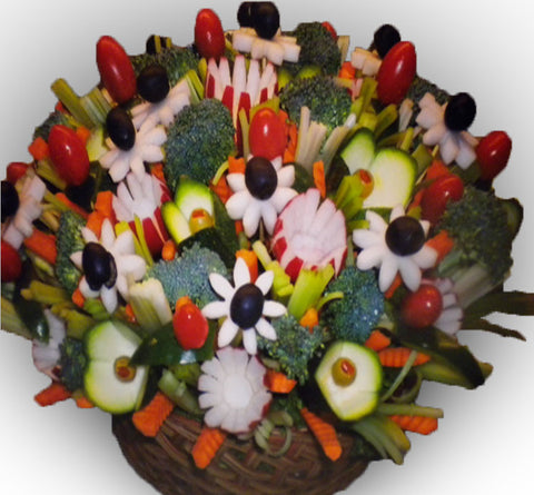 Grand Gardener Vegetable Arrangement
