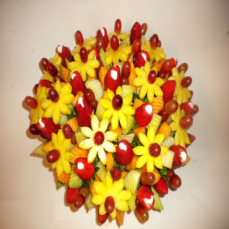 Large Tutti Frutti (All Fruit) Arrangement