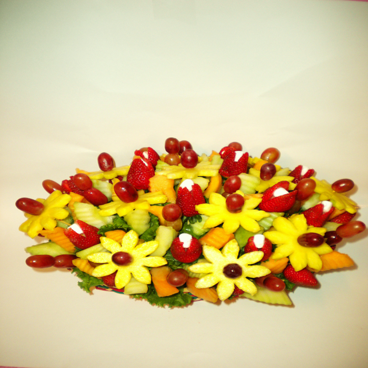 Medium Tutti Fruitti Arrangement all fruit