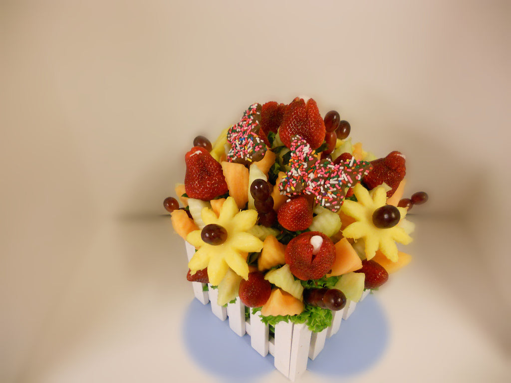 Sweet Fruit Garden Fruit Creation