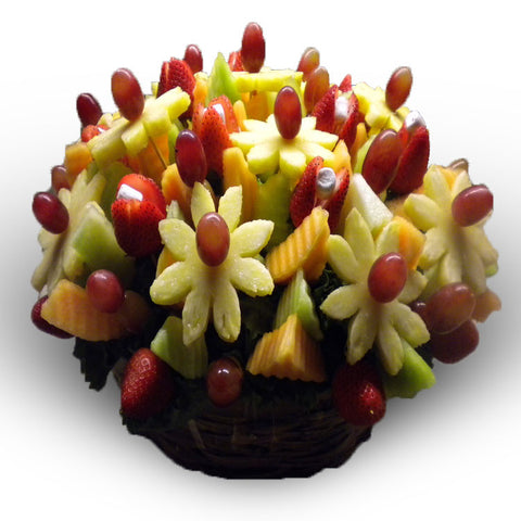 Medium Tutti Fruitti Without Cheese Fruit Edible