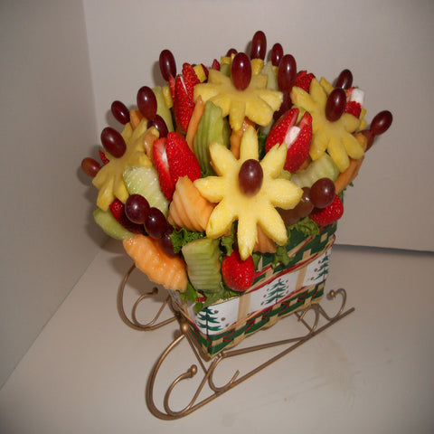 Bloomimg Fruit Arrangement Sweet Ride