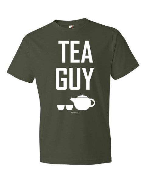 Tea Guy City Green T-Shirt - Unisex