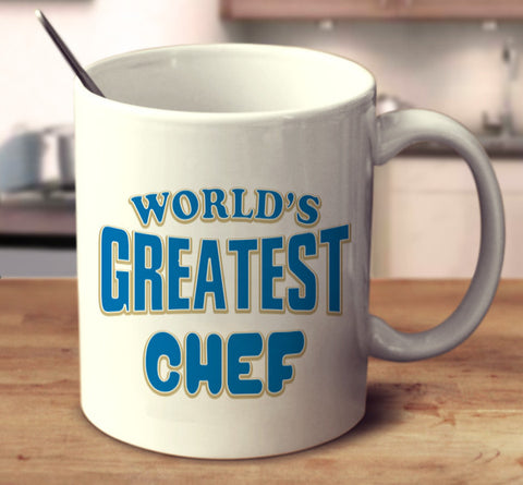 World's Greatest Chef