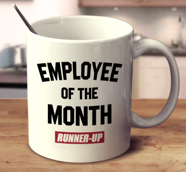 Employee Of The Month Runner-Up