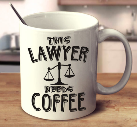This Lawyer Needs Coffee