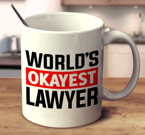 World's Okayest Lawyer