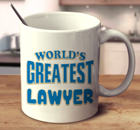 World's Greatest Lawyer