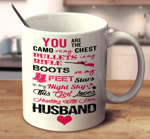 Love Husband And Hunting