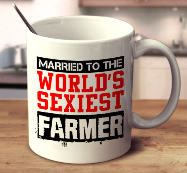 Married To The World's Sexiest Farmer