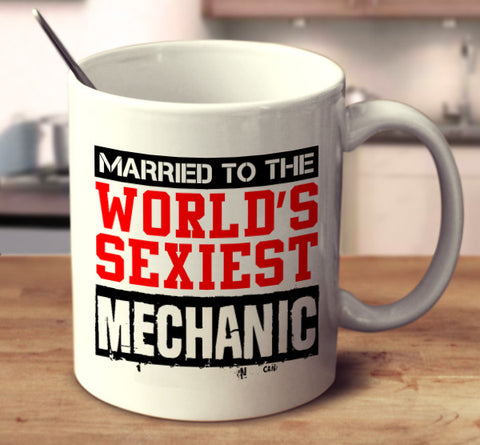 Married To The World's Sexiest Mechanic