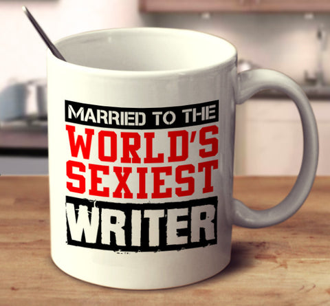 Married To The World's Sexiest Writer