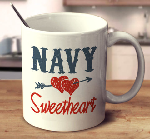 Navy Sweetheart