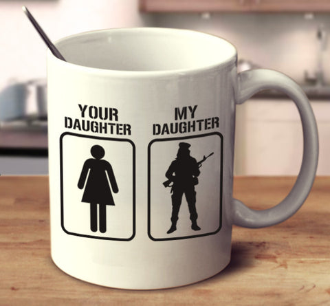 Your Daughter My Daughter - Army