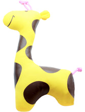 Plush Dog Toys - Giraffe