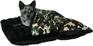 Pet Pockets Bedding for Pets that Burrow
