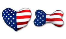 Flag Plush Dog Toys
