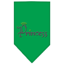 Princess Rhinestone Pet Bandana